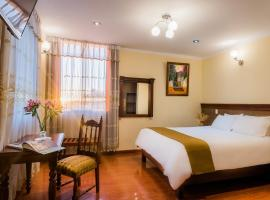 Majestad Hotel Boutique, hôtel à Arequipa