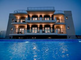 Frunze Luxury Apartments, apartment in Nafplio