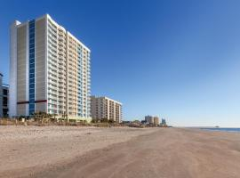 Club Wyndham Towers on the Grove, hotel in Myrtle Beach
