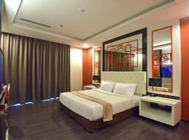 Jindagu Hotel Ipoh, hotel in Ipoh