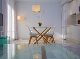 Domus Apartamentos Granada con parking gratuito en pleno centro, apartment in Granada