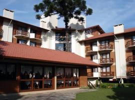 Residencial Pousada Serrano, apartamento em Gramado