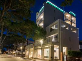 Almalux Jesolo Wellness & Spa 3 stelle superior, отель в городе Лидо-ди-Езоло