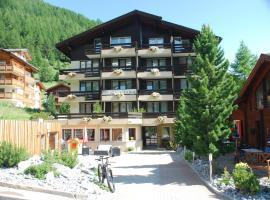 Hotel Garni Jägerhof, hotel near Alpin Express, Saas-Fee