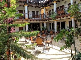 Hotel Grand Maria, hôtel à San Cristóbal de Las Casas