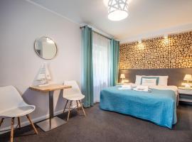 Beach House - przy plaży, apartment in Sopot