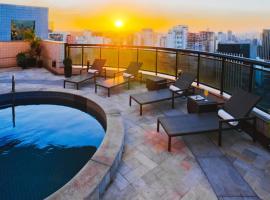 Blue Tree Premium Faria Lima, hotel perto de Estação de Metro de Jabaquara, São Paulo