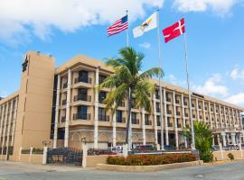 Windward Passage Hotel, hotel in Charlotte Amalie