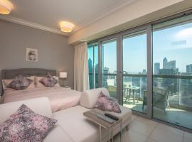 Dzīvoklis Prime Retreats - Downtown Dubai Dubaijā