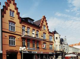Hotel Gutenberg, Hotel in Westerland