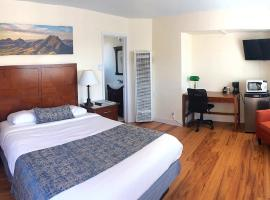 Sunbeam Motel, motel in San Luis Obispo