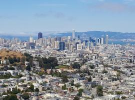 Spectacular View Apartment in San Francisco, hotel near University of San Francisco, San Francisco