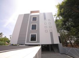 The Base Inn (where convenience meets luxury), luxury hotel in Pondicherry