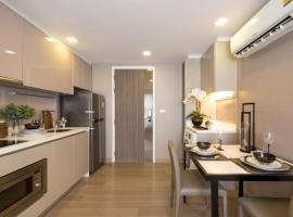 Dazzle Residence, apartment in Bangkok