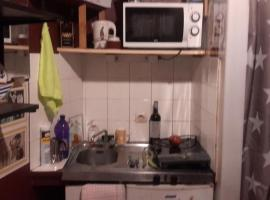 Room in Apartment - Charming cosy studette full heart of Paris close to Sorbonne University Luxembou, homestay in Paris