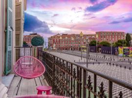 Massena Dream, apartment in Nice