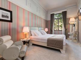 Grand Hotel Palace Rome, hotel in Via Veneto, Rome