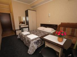 Hotel Albatros, bed & breakfast ad Adler