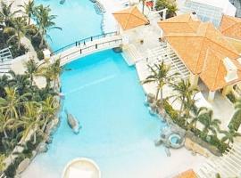 Gorgeous Riverview Apartment. Chevron Renaissance, pet-friendly hotel in Gold Coast