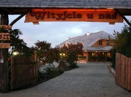 Karczma Taberska, hotel near Zielona Gora/Babimost Airport - IEG,