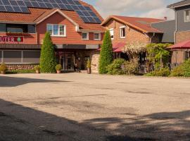 Schlüter Hotel & Restaurant, Hotel in der Nähe von: Hauptbahnhof Plön, Wankendorf