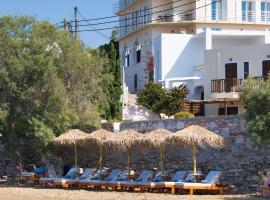 Hotel Alexandra, ξενοδοχείο στον Μέγα Γιαλό-Νίτες