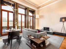Your Opo Bolhao Apartments, appartement in Porto