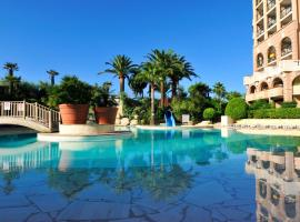 Residhotel Villa Maupassant, hotel with pools in Cannes