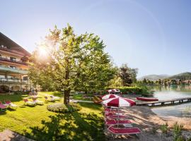 Hotel Seewinkel, Hotel in Fuschl am See