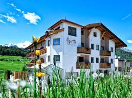 Alpen Boutique Hotel Alpetta, hotell i Nauders