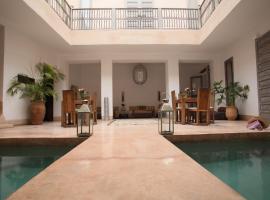 Riad De Vinci & SPA, riad à Marrakech