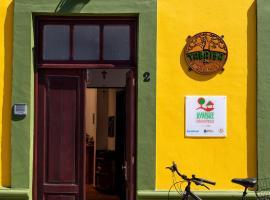 Tabaiba Guesthouse, strandhotel in Buenavista del Norte