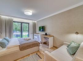 Natura Mierzei 30 - pokoje z widokiem na Bałtyk, vacation rental in Krynica Morska