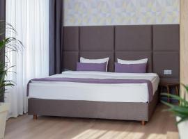 ApartUA Кропивницкий, готель у місті Кропивницький
