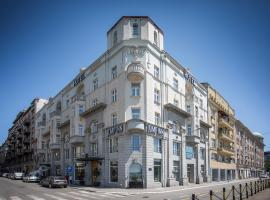 Jump INN Hotel Belgrade, hotel blizu znamenitosti Ušće, Beograd