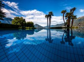 Hotel Eden Roc - The Leading Hotels of the World, hôtel à Ascona