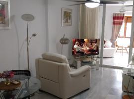 Apartment in Mijas Village, lägenhet i Mijas