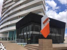 flat kariris de luxe, apartment in Juazeiro do Norte