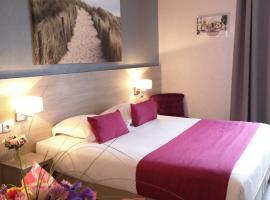 Atoll Hotel restaurant, hotel near Roquebrune Golf Course, Fréjus