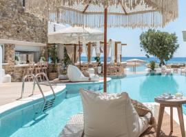Virtu Suites, hotel near Plaka Camping, Agios Prokopios