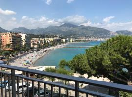 Ciel et Mer, apartment in Roquebrune-Cap-Martin