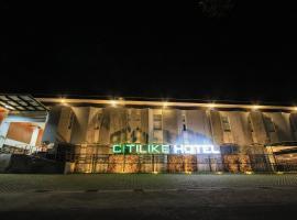 Citilike Hotel Lombok, hotel in Mataram