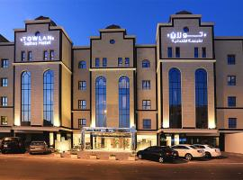 Towlan Hotel Suites, apart-hotel em Al Khobar