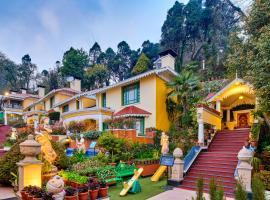 Mayfair Darjeeling, hotel in Darjeeling