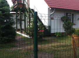 Agroturystyka Kluki – hotel w pobliżu miejsca Słowiński Park Narodowy w mieście Kluki