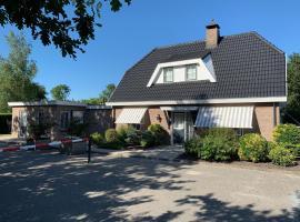 de Goede Ree Verbeek Huisje 1 en 2, villa in Goedereede