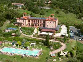 Saturnia Tuscany Hotel, hotel in zona Terme di Saturnia, Poggio Murella