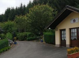 Chalet zur Rose, apartment in Burg-Reuland