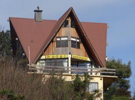 Hotel Seminario, hotel en Puerto Montt