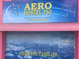 Aero Hostel T63 Ambiente Familiar